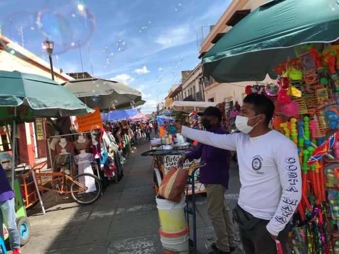 Ambulantes Oaxaca